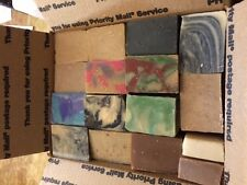 Homemade Soap ~ Sundance Soapery  Box Of Ugly Soap ~Approx 15lbs~ Handmade Soap