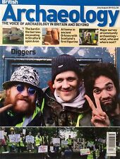 British Archaeology  Diggers   No 113    July / August 2010