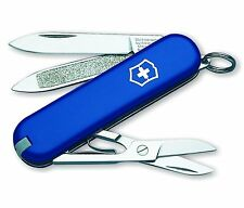 Victorinox Swiss Army Knife Classic Blue Scales 58mm 53182, 53002, 58002 *NEW*