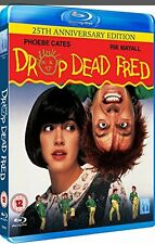 DROP DEAD FRED (Va' all'Inferno Fred) BLURAY 25th Anniversary in Inglese NEW .cp