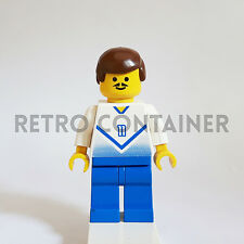 LEGO Minifigures - 1x soc085 - Soccer Player 11 - Calciatore Omino Minifig 3420