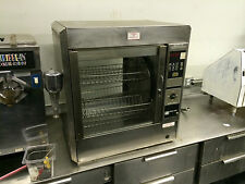 Henny Penny Electric Rotisserie Oven RT-105 Sure Chef 5 Spit Counter Top