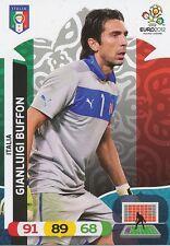 GIANLUIGI BUFFON # ITALIA CARD PANINI ADRENALYN EURO 2012