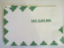 Lot of 25 New 6x9 Self Sealing DuPont Tyvek Mailing Envelopes First Class Mailer