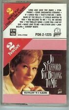 JO STAFFORD - YOU BELONG TO ME - DOUBLE PLAY CASSETTE - NEW