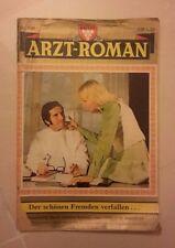 RIVISTA ARZT-ROMAN DER SCHONEN FREMDEN VERFALLEN...