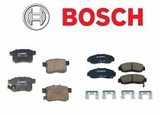 NEW Acura TSX Honda Accord EX EX-L Set Of Front And Rear Disc Brake Pads Bosch