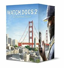 WATCH DOGS 2 SAN FRANCISCO COLLECTORS EDITION FOR PC NEW *PRE ORDER*