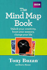 The Mind Map Book: Unlock Your Creativity, Boost Your Memory, Change-ExLibrary