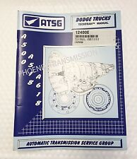 A500 A518 A618 42RE 42RH 46RE Transmission Technical Service & Repair Manual