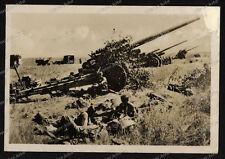 Luga/Wolossowo-Leningrad-Russland-1941-Wehrmacht-Flak-Geschütz-8