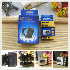 NB-2LH Battery + Charger For Canon PowerShot G7 and PowerShot G9 Digital Camera