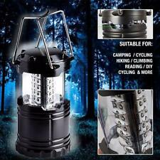 30LED Waterproof Outdoor Portable Collapsible Camping Lanterns Emergency Lights