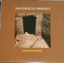 DARK QUARTERER - the Etruscan Prophecy - COBRA 1988 ORIGINAL MINT
