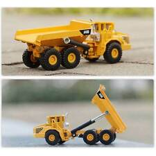 1:87 Scale Tipping Vehicle Lorry Model Toys Dump Truck Diecast Construction Gift