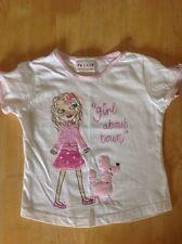 NEXT 9-12 Months Girl About Town T Shirt