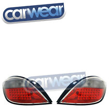 Brand New Holden Astra 04-08 Smoked Red LED Tail Lights