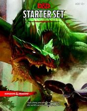 Dungeons And Dragons Starter Set Fantasy Roleplaying D&D Boxed Game New Sealed