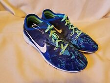 Nike Free 5.0 TR Fit 5 PRT Running Training Shoe 704695 Womens Size 9.5