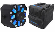 Chauvet DJ Swarm 5 FX SWARM5FX Laser+Strobe+Rotating Derby Effect Light+Bag