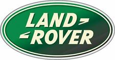 Land Rover HUGE Oval Sticker Decal  600mm x 316mm Defender Discovery 90 110 (x2)