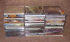 Lot of 50 New Sealed N.O.S. CD's Various Genres for Resale Flea Markets