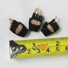B13-24 1/6th Scale Action Figure - Female Glove Hands Set