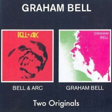 "Graham Bell:  ""S/T  +  Bell & Arc""  (2 on 1 CD)"