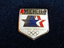 1984 LOS ANGELES MICHELOB SPONSORED OLYMPIC PIN