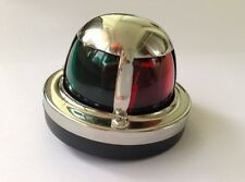 Marine Boat Yacht Light 12V Stainless Steel Bow Navigation Lights Deck Mount