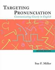 Targeting Pronunciation: Communicating Clearly in English, Second Edition