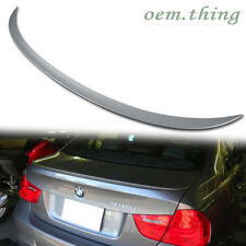 """SHIP OUT TODAY"" PAINTED BMW E90 3 SERIES M3 TYPE TRUNK BOOT SPOILER 2011 #354"