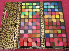 Profusion Matte Eyeshadow Palette Book 120 Colors  In Leopard Folding Pouch # G