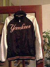 Cooperstown Majestic Baseball Jacket NY Yankees World Series Satin Chest  40""