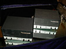 Pair of Heathkit AA-81 AA81 EL34/6CA7 Tube Mono Block Amplifiers Nice Condition