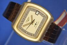 Vintage Longines Ultra-Quartz Watch NEVER WORN NOS 1970s SERVICED PERFECT