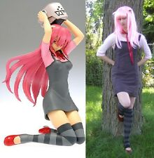 ELFEN LIED Handmade Anime Cosplay LUCY/NYU Halloween (dress, wig, horns, & MORE)
