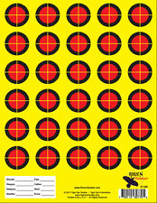 "PAD of 100 qty PAPER SHOOTING TARGETS - (8.5""X11"") Perfect for .22 cal -T008"