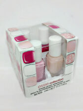 ESSIE Nail Lacquer- Mini BREAST CANCER AWARENESS- 4 colors x .16oz #20240