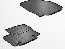 Genuine Ford Focus (10/2014 ) Rear Rubber Car Floor Mats (1717662)
