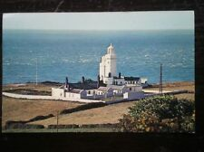 POSTCARD ISLE OF WIGHT ST CATHERINES LIGHTHOUSE - NITON
