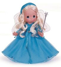 "Pinocchio Blue Fairy - Precious Moments 12"" Vinyl Doll"