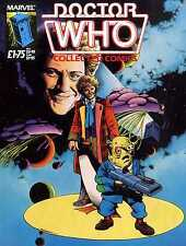 DOCTOR WHO MAGAZINE COLLECTED COMICS 1984 THE SHAPE SHIFTER