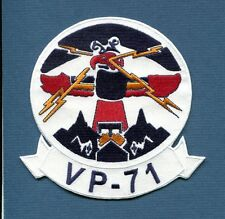 VP-71 BLACK CATS US NAVY CONSOLIDATED PBY CATALINA Patrol Squadron Jacket Patch