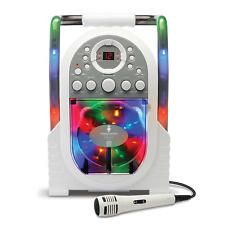 New Singing Machine Portable Karaoke with Built-in Light Show Model:13699437