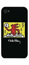 Case Scenario Keith Haring DJ iPhone 4/4S Clip-On Protective Case
