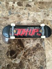 "Rare vintage tech deck 96mm ""Hookups"" Finger Board"