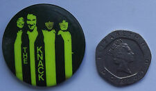 "THE KNACK Vintage 70`/80`s Button Pin Badge(32mm-1.25"") My SharonaTK.101"
