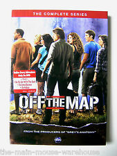 Off The Map The Complete Humanitarian Doctor T.V. Series 3 DVD Set w/ Slipcover