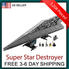 Super Star Destroyer Executor -  Compatible with LEGO Star Wars 10221 UCS